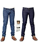 Coaster Combo Of Two Men Jeans And Socks AG MD 7 8 Sks