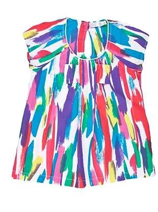 Naf Naf Chevignon Blusa Elástico (Multicolor)