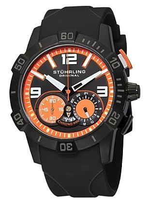 STÜRLING ORIGINAL 265A.335657 - Reloj de Caballero movimiento de cuarzo con correa de silicona