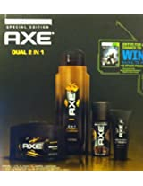10th Anniversary AXE Dual 2 in 1 Box Gift Set