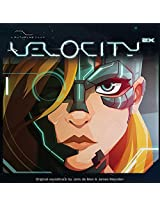Velocity 2X - Official Video Game Soundtrack [VINYL]