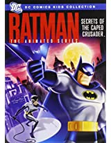 Batman Animated Series 3-Pack (Secrets of the Caped Crusader/Tales of the Dark Knight/The Legend Begins)