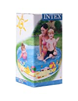 Intex Kids Swimming Pool 5 Feet - Non-Inflatable