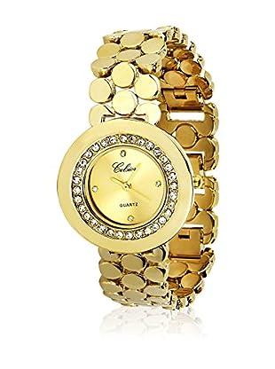 Shiny Cristal Uhr mit Miyota Uhrwerk Woman 34 mm