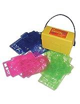 STENCIL MILL 24/PK IN PLASTIC BOX