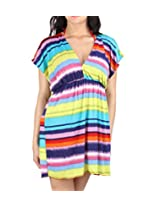 Rainbow Beach Cover-up, NG40426
