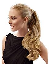 23 Inch Wrap Around Pony Extension By Jessica Simpson - R10 Chestnut