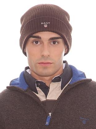 Gant Gorro Lana (marrón)
