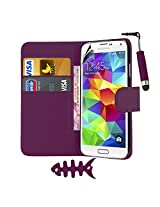 Samsung i8190 Book Wallet Cover