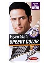 Bigen Men's Speedy Color, Natural Black 101