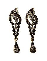 Ishita Fashion Gold coloured Dangle & Drop Earring for Women