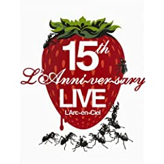 15th L�fAnniversary Live [DVD]