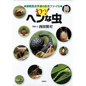 わっ! へんな虫~探検昆虫学者の珍虫ファイル