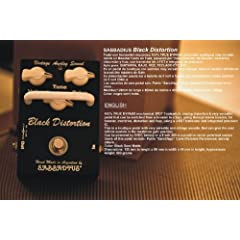 Sabbadius Black Distortion Bass