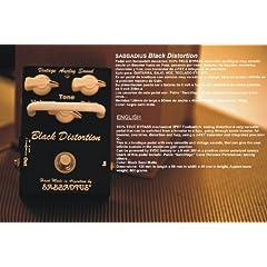 Sabbadius Black Distortion Bass