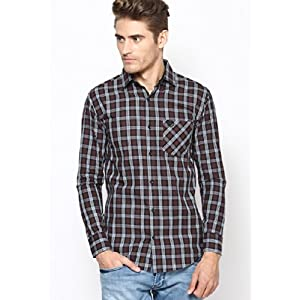 Multi Color Checks Casual Shirt