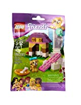 Lego Friends Series 3 Puppy's Playhouse Set