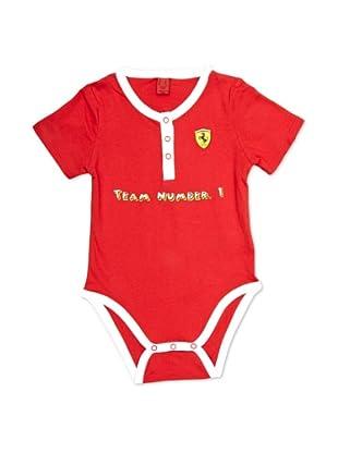 Ferrari Body Baby Grow (Rojo)