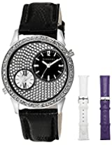 Giordano Analog Multi-Color Dial Women's Watch - 60070-01