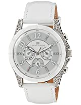 Tommy Hilfiger Analog White Dial Women's Watch - TH1781142/D