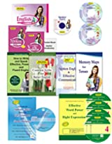 Fluent English Course (9 Books + 8 MP3 CDs) (Franklin English)