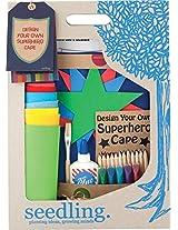 Seedling Design Your Own Super Hero Cape