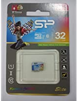 Silicon Power 32Gb Micro Sd Card Sdhc U1 Elite Class 10