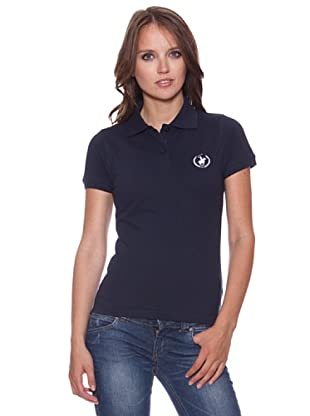 Polo Club Poloshirt Colorado (Dunkelblau/Weiß)