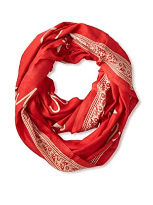 Sir Alistair Rai Women's Zodiac Circle Scarf, Aries, One Size