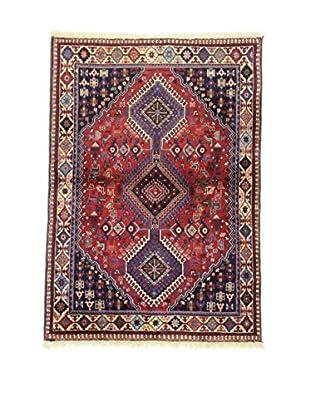 Eden Teppich   Yalameh .N 103X144 mehrfarbig