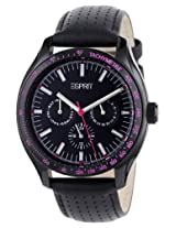 Esprit Analog Black Dial Women's Watch - ES103012006