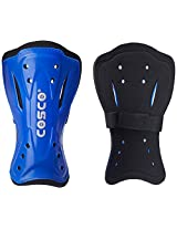 Cosco Club Football Shinguard (Blue)