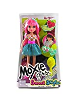 Moxie Girlz Sweet Style Doll - Avery, Multi Color