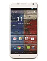 Motorola Moto X -  16GB, Unlocked Phone - US Warranty - White