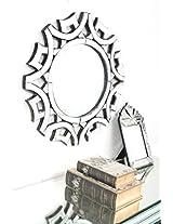 """Leaf Mirror VDR-433 (SIZE = 23"""" X 23"""")"""