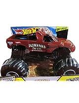 Mattel Hot Wheels Monster Jam 2014 Off-Road 1:24 Scale Tasmanian Devil
