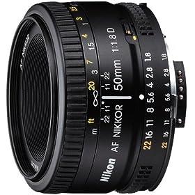 【クリックで詳細表示】Nikon Ai AF Nikkor 50mm F1.8D
