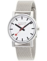 Mondaine, Watch, A6583030011SBV, Men's