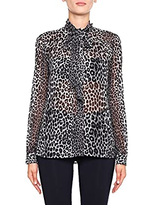 Michael Kors Camisa Mujer Panther Tie