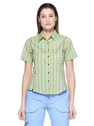 Salewa Camisa Jensy Dry W (Verde)