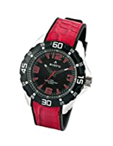 Aveiro Analog Red Dial Men's Watch - AV71RED