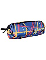 Pinnakle Abstract Dual Compartment Pencil Pouch