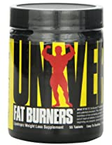Universal Nutrition Fat Burner - 55 Tablets