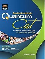Quantitative Aptitude Quantum Cat Common Admission Test for Admission into IIM's