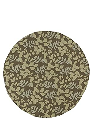 Kaleen Home & Porch Indoor/Outdoor Rug, Coffee, 7' 9
