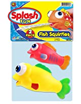 Ja-Ru Splash Fish Squirties Party Favor Bundle Pack