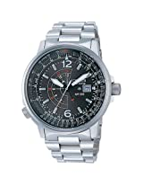 Citizen Analog Black Dial Men's Watch - BJ7010-59E