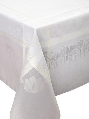 Garnier-Thiebaut Perce Neige Tablecloth (Perlé)