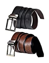 Reversible Formal Belt For Men