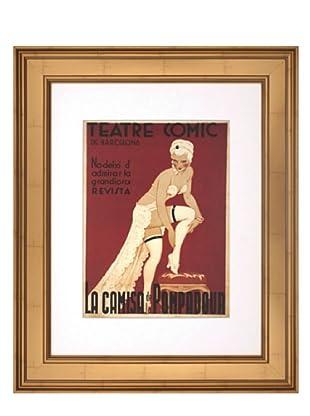 Teatro Comic La Camisa, 16 x 20